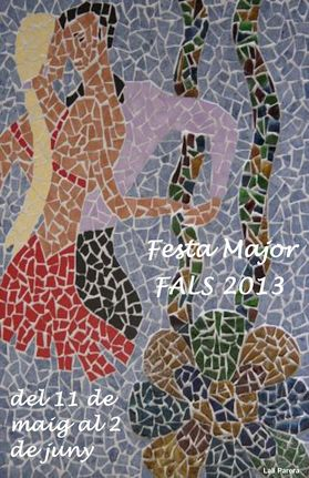 ACR Fals - cartell Festa Major 2013